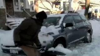 EEUU: tormenta de nieve deja más de una decena de muertos