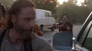 The Walking Dead: mira los dos primeros minutos de su regreso con subtítulos