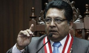 Ratifican suspensión de seis meses contra Fiscal Ramos Heredia