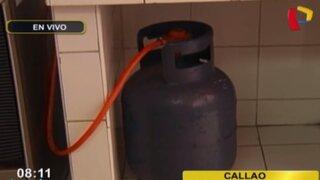 ¿Qué debemos hacer en caso de fuga de gas en nuestro domicilio?