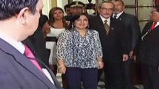 Oposición no confía en diálogo del próximo lunes
