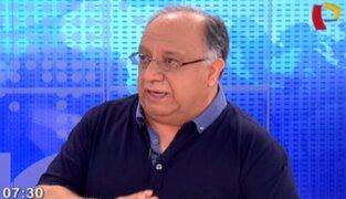 """Tuesta Soldevilla sobre agresión en Matute: """"El club tiene responsabilidad institucional"""""""