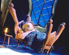 Sandman: el corto que te mostrará por qué nunca debes despertar en medio de las noches de luna