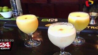 Día del Pisco Sour: el Bar Inglés nos enseña a preparar la bebida bandera