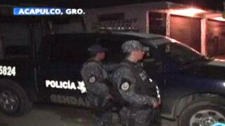 México: más de 60 cuerpos hallados en Acapulco