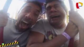 El castigo al equipo de La Batería: adrenalina pura sobre la montaña rusa