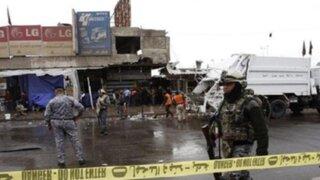 Irak: dos atentados suicidas dejan 36 muertos en Bagdad