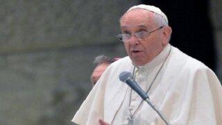 Papa Francisco: 'Un mundo en el que las mujeres son marginadas es un mundo estéril'