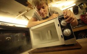 Desarrollan microondas que permite congelar cualquier tipo de objeto