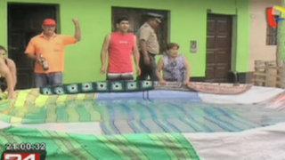 Carmen de La Legua prohíbe a sus vecinos uso de piscinas en vía pública