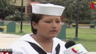 Recluta de la Marina de Guerra denuncia haber sido violada por instructor