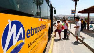 Metropolitano: Usuarios de buses alimentadores felices con rebaja de pasaje