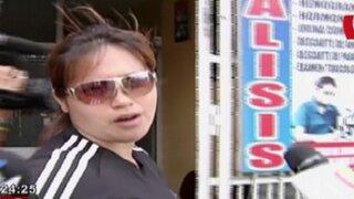 Niña de 8 años queda grave tras recibir balazo en San Martín de Porres