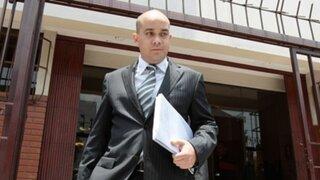 Abogado de Nadine Heredia pide que Rodrigo Arosemena sea investigado