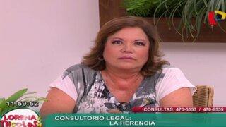 Lorena y Nicolasa: todo lo que debe saber sobre las herencias