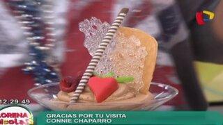 Sorprende a tu pareja en San Valentín con un mousse chocolate y menta