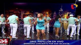 Orquesta Papillón alista serenata por 'Día del amor' en Santa Clara