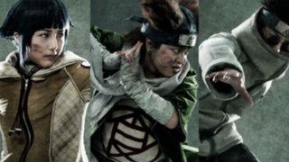 FOTOS: estos son todos los personajes del musical de Naruto que se presentará en Tokio