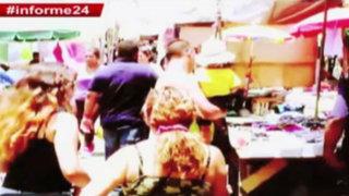 Informe 24: mercadillos de la capital son bombas de tiempo