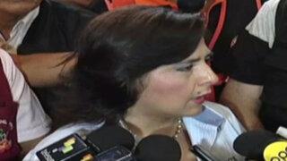 """Ana Jara: """"Eduardo Roy Gates anticipó su salida a Ollanta Humala"""""""