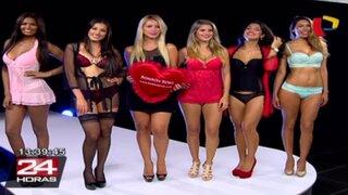 Mira el infartante desfile de lencería de Bombón Rojo por San Valentín