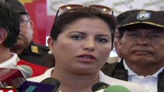 Ministra de la Mujer confirma que niña agredida en Ica será traída a Lima