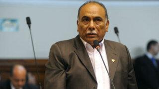 Congresista Rogelio Canches renunció a la bancada de Gana Perú
