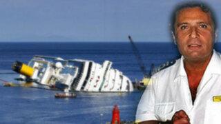 Italia: Condenan a 16 años de prisión a capitán del Costa Concordia