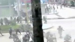Pichanaki: un muerto y más de 25 heridos en protesta contra Pluspetrol