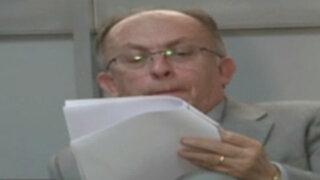 Detienen a hermano del exfiscal de la Nación José Peláez