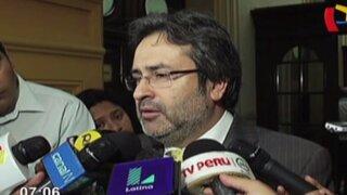 Jiménez Mayor defiende diálogo convocado por el Gobierno y responde a opositores