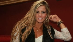 "Alejandra Baigorria sobre Mario Hart: ""Ya lo olvidé"""