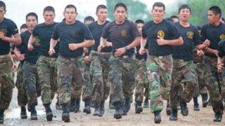 Andrés Hurtado insta a los jóvenes a ingresar al Servicio Militar Voluntario