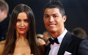 Irina Shayk dejó entrever que Cristiano Ronaldo le habría sido infiel