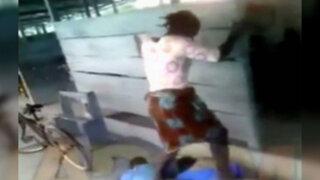 Ghana: video aficionado muestra violento castigo de profesora a sus alumnos