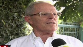 PPK critica manejo gubernamental de la crisis en  Pichanaki