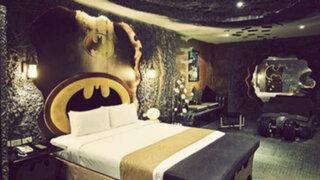 Los hoteles temáticos: la nueva tendencia en hospedajes para parejas atrevidas