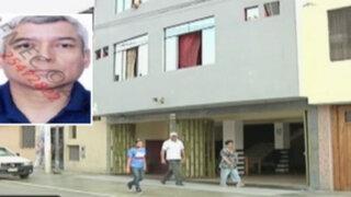 Callao: sujeto asesina a pareja en hostal y luego se suicida