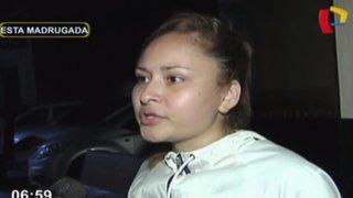 Jean Deza es denunciado por agredir físicamente a su pareja embarazada