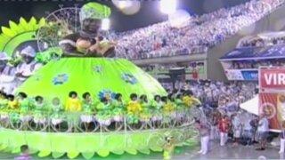 Brasil: un muerto y 10 heridos en celebraciones por carnaval de Río de Janeiro