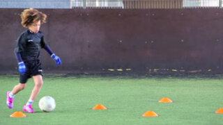 VIDEO: niños de 8 años es la nueva joya del Chelsea de Mourinho