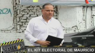 """Mauricio Diez Canseco: """"Quiero ser presidente del Perú"""""""