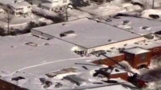 EEUU: bajas temperaturas afectan ciudades al noreste del país