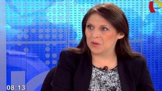 """Yeni Vilcatoma: """"Daniel Figallo debe ser investigado, su situación es grave"""""""