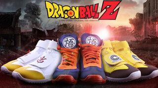 Una marca mexicana creó increíbles y modernas zapatillas con diseños de Dragon Ball