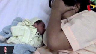 Mujer dio a luz en mototaxi cuando era trasladada a un hospital en Pucallpa