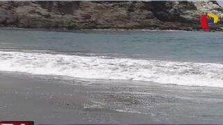 Bañistas expuestos al peligro por poca señalización en playas