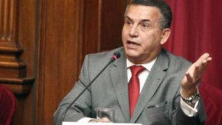 Aspiraciones políticas de Urresti se verían truncadas por denuncia penal
