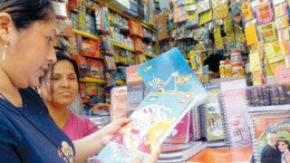 Útiles vs Sueldo: ¿Cómo ahorrar en la compra de útiles escolares?