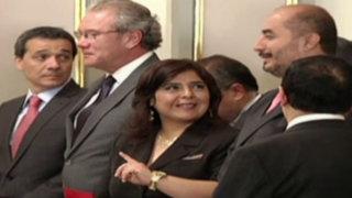 Congresistas creen que Ana Jara salió fortalecida tras salida de ministros cuestionados